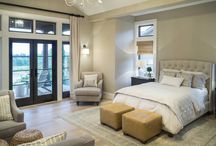 New house bedrooms / by Kyrsten Osborne