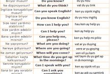 dil öğreniyorum
