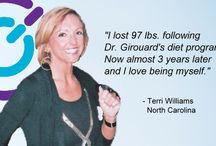 Weight Loss Testimonials / Dr. Girouard offers a medically supervised weight loss program proven to have outstanding results and efficacy.  Each patient has a private office visit, at which time patients are offered treatment choices, including the utilization of appetite suppressants along with HCG (Human Chorionic Gonadotropin) injections, which facilitate fat loss by aiding in the breaking down of fat cells, thereby reducing inches. Patients also receive a detailed diet education and exercise recommendations.