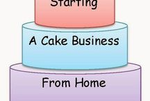 cake business from home.