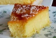 RECETTE SUCREE / gâteaux et autres gourmandises