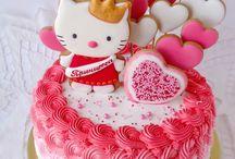 торт для моих детей
