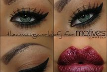Makeup. / by Vanessa Aguilera