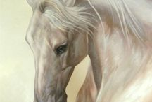 Cavalli dipinti