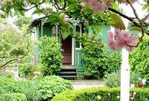 ev bahçe