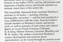 Hockney / Retratos y más.