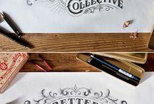 lettering