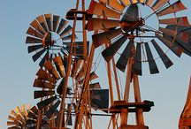 Wind Mills, Whirly Gigs and Wind Chimes