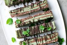 healthy treats / TREATS WITHOUT REFINED SUGAR, GLUTEN AND DAIRY
