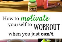 Motivate to workout