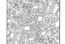 Coloring Pages / by Crystal Lebron