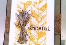Stampin' Up! Truly Grateful