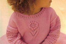 Вязание для детей / Свитер для мальчика