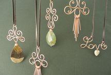 Wire jewelery