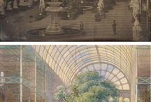 Crystal Palace- Joseph Paxton London, England 1851-1854