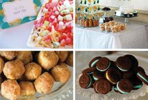 Baby Shower Ideas for Baby Boy JMK / Planning for a friend's baby shower