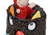 jouet naissance eveil doudou / un cadeau, un moment intime avec un tout petit, un jouet d'éveil et son apprentissage dans la vie sera un vrai régal