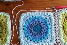 crochet blocks together