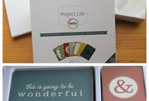 Memory Keeping - Project Life / Memory keeping, Scrapbooking, Project Life / by Sara {Mom Endeavors}