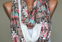 Scarf Obsession / by Melinda White