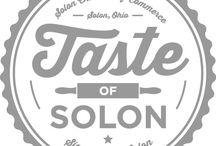 Taste of Solon / November 8, 2015 4-7 p.m.