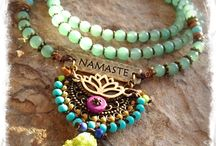 Boho Necklaces / Inspiration