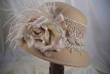 HATS~VINTAGE~TODAY