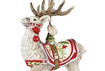 Christmas! / christmas anything.  decor, ornaments, pretty things, crafts, diy.