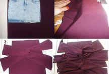 Costura mujer: faldas