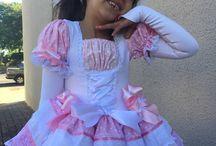 vestido para Luiza
