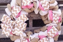 All Things Wreaths! / by Two Pink Peas