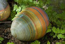 Ceramic for garden and landscape