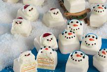 holiday recipe's  / by JermsnJudene Salas McLane