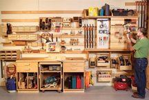 Оборудование мастерской / Оборудование, хранение