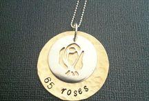 CF 65 roses. For Damien