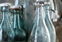 Stare butelki, Flaschen , bottles