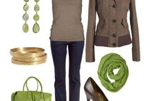 Outfit ideas / by Amy Smith