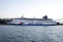 Hapag-LLoyd Cruises, Louis Cruises.