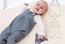 baby / alt til baby strik og syning