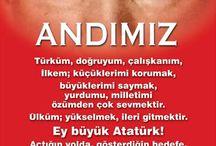 Atatürk'ün sözleri ve anıları