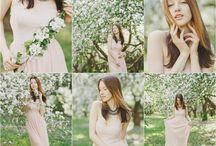 Весна цветение