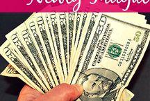 Money saving hints, tips and ideas