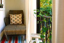 Balcons//Terasses//Verandas//Jardins d'hiver