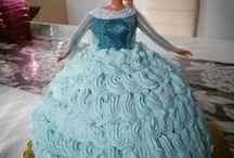 Πάρτι με θέμα frozen (frozen birthday party)