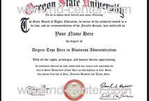 fake college transcript
