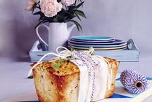 Ricette - Plumcake (pesce) + strudel