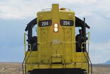 Diesel Locomotive / by NV Northern