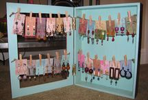 Craft fair display inspiration