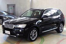 BMW X3 XDRIVE 20D XLINE STEPTRONIC 190CV