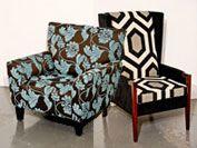 Reality Furniture Custom Made Armchairs